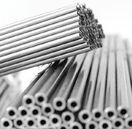 PRECISION COLD-DRAWN SEAMLESS TUBES